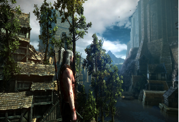 تنزيل The Witcher 2 Assassins Of Kings للكمبيوتر