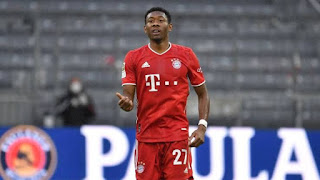 PSG has made an offer for Bayern Munich defender Alaba