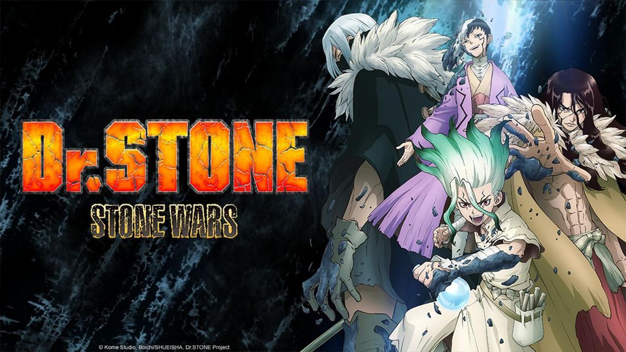 Dr. Stone: Stone Wars Sub Español HD