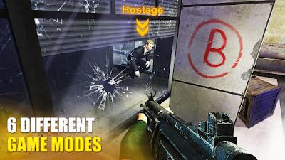 Download Counter Assault - Online FPS Mod Apk Infinite Coins v1.0 Terbaru