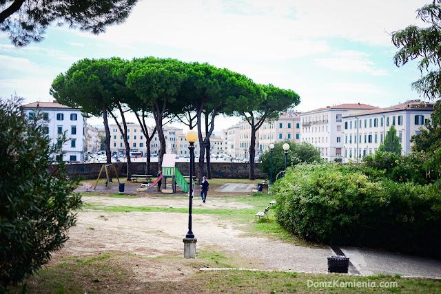 Livorno park na Fortezza Nuova