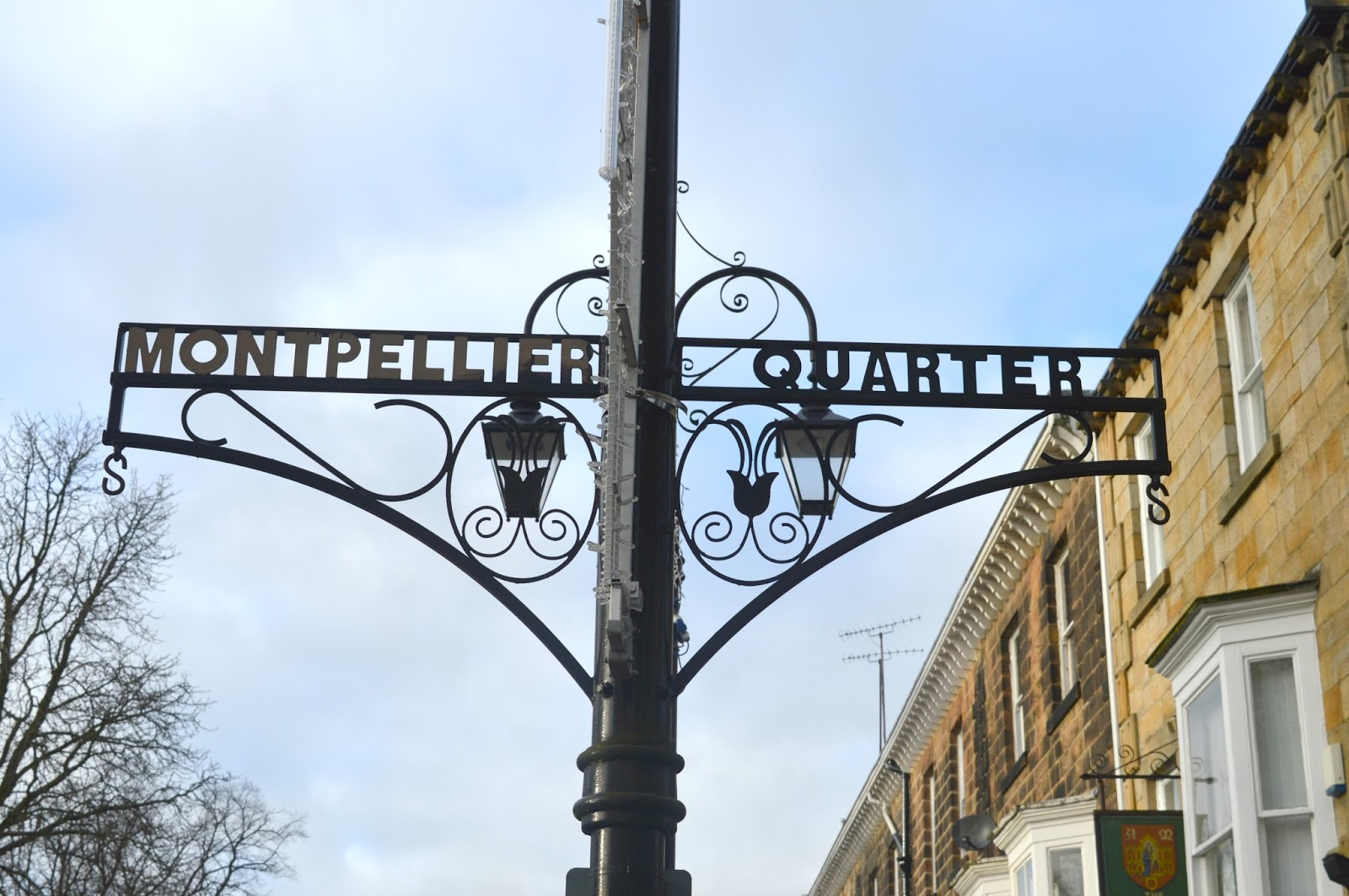 A Weekend in Harrogate - Montpellier Hill