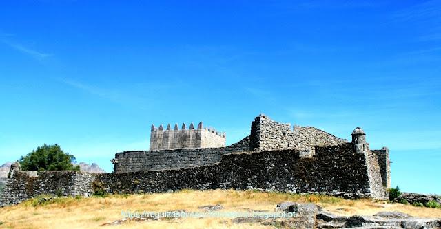 Lindoso, Castelo