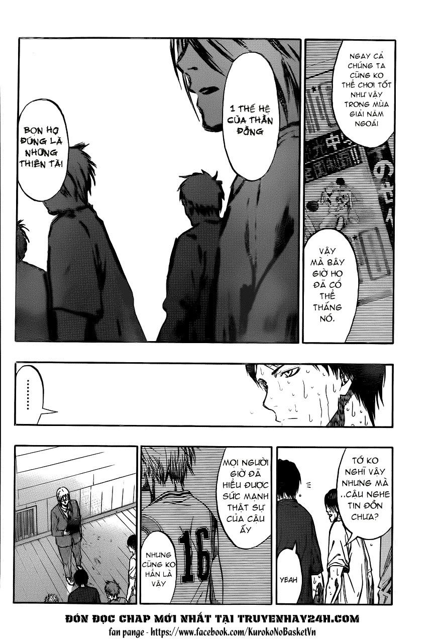 Kuroko No Basket chap 210 trang 8