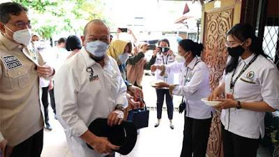 Foto LaNyalla Kunjungi Kantor DPD RI Perwakilan Kalimantan Barat