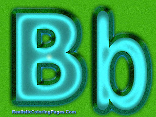 B Letters Image