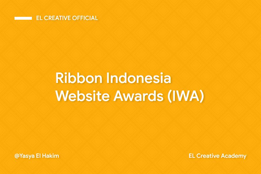 Cerita Tentang Ribbon IWA di EL Creative Academy