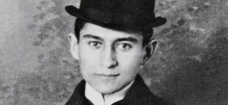 Imagem de: 5 Livros de Franz Kafka para Baixar Grátis