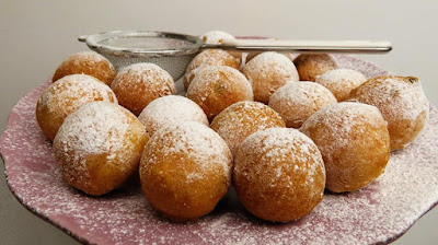 FRITULE koje uvijek uspiju ▪️ MINI DONUTS (sweet fritters)