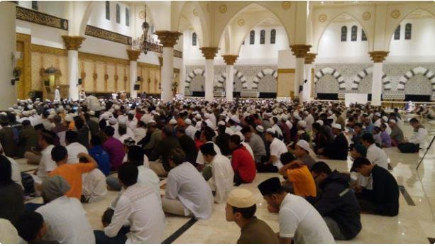 Singgung Penistaan Agama Ahok Saat Khutbah Sholat Id, Khatib di Jogja Dipanggil Kemenag