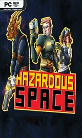 Hazardous Space - Hazardous Space-DARKSiDERS