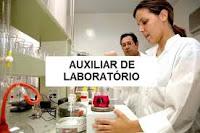 Auxiliar de Laboratório