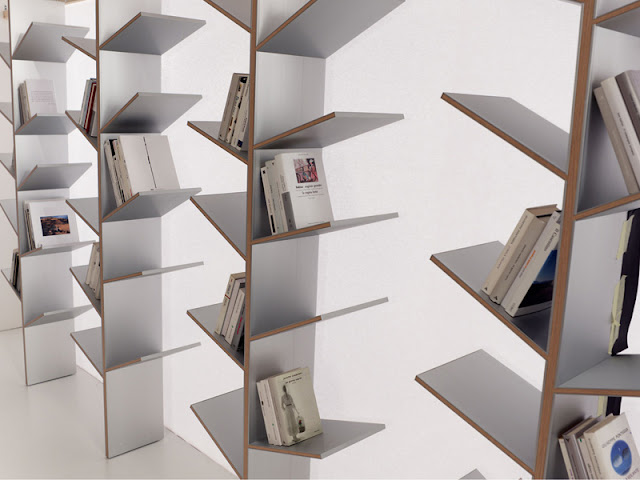 Modern Natural Bookshelves Fargus from Al 28.98 Modern Natural Bookshelves Fargus from Al 28.98 Modern Bookshelves Inspired by the Nature Fargus by AL 28
