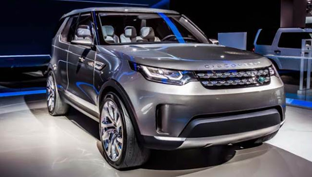 2018 Land Rover Discovery Sport Changes