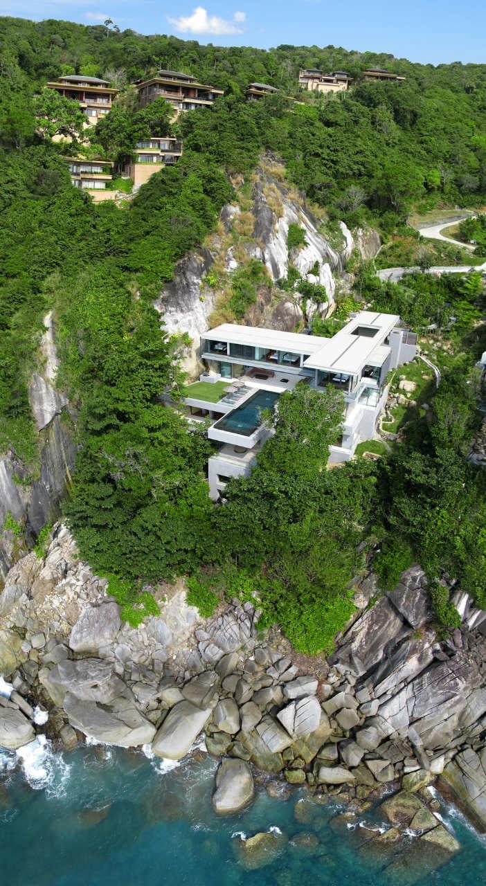 If It's Hip, It's Here (Archives): Villa Amanzi, A Modern ...