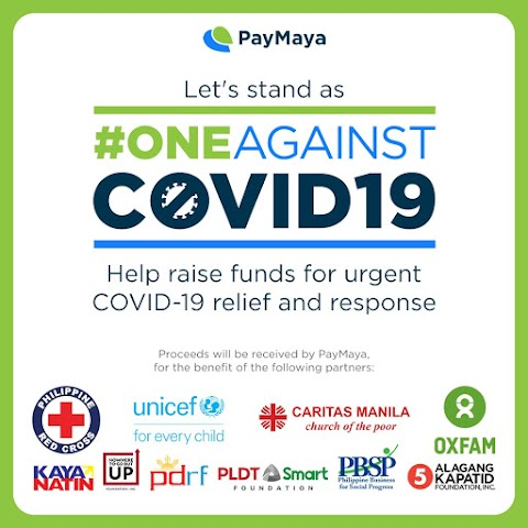 Donate to Philippine Red Cross, UNICEF, Caritas Manila, Oxfam Pilipinas, and others through PayMaya