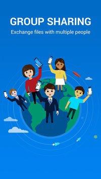 تحميل برنامج شيرإت shareit لارسال الملفات احدث اصدار