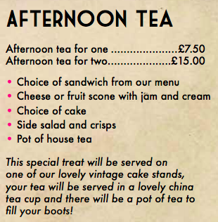 20+ Places you can book Children's Afternoon Tea in North East England - remember me stockton