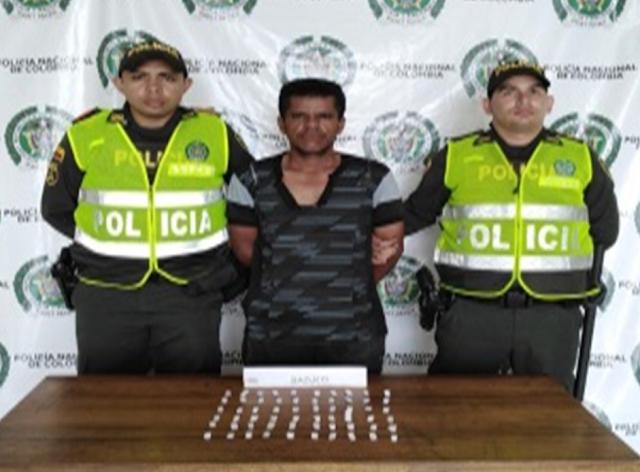 Policía Nacional adelanta acciones en contra de la delincuencia en el Cesar