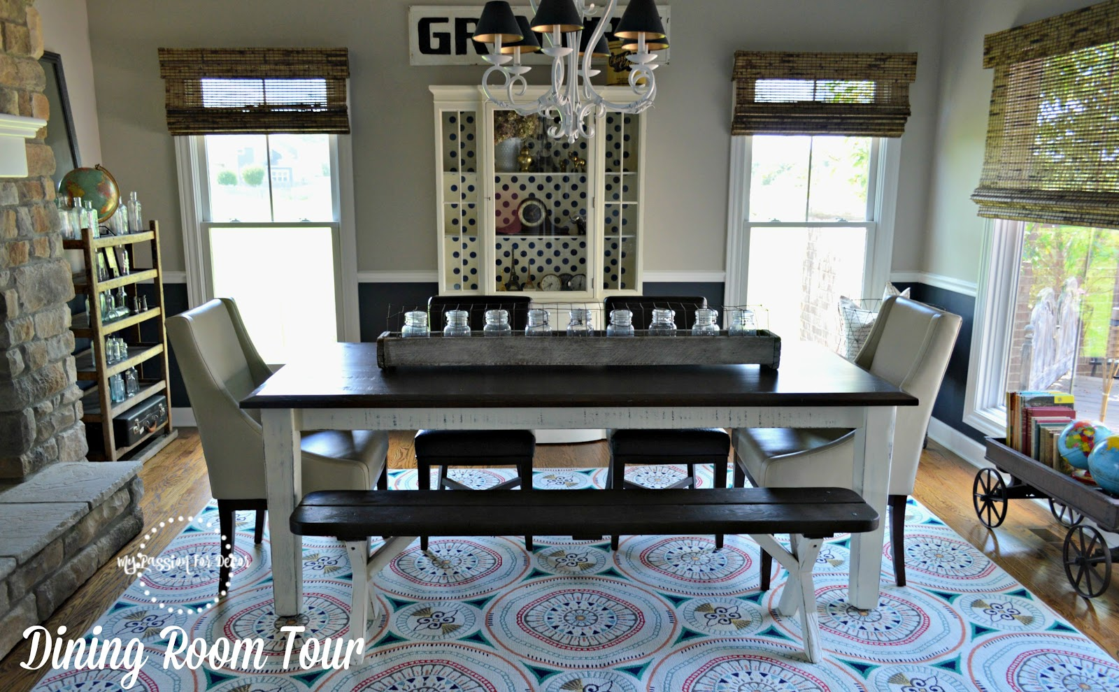 My Passion For Decor: My Passion For Decor: The Dining Room Tour
