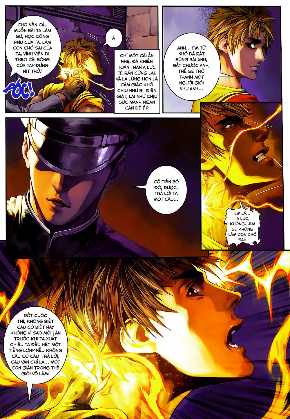 Quyền Đạo chapter 2 trang 4