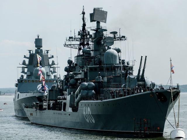 Tàu lớp Sovremennyy của Nga