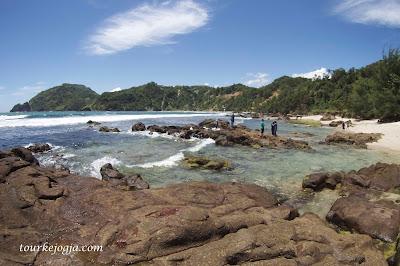 Karang Pantai Wedi Ombo