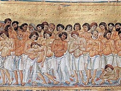 """Результат пошуку зображень за запитом """"Святих мучеників (42-ох), що в Аморії новоявлені:Теодора, Костянтина, Каліста, Теофіла і тих, що з ними"""""""