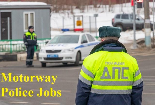 Motorway Police Jobs