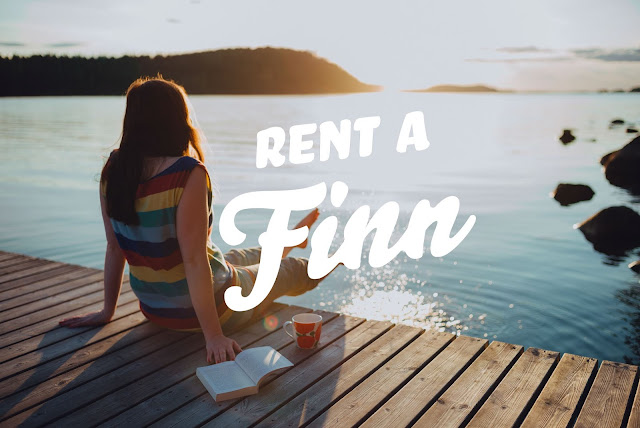 Rent a Finn: The Idea that Conveys the Brand Experience Through a Whole Nation