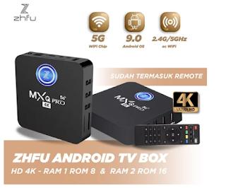 ZHFU Android TV Box