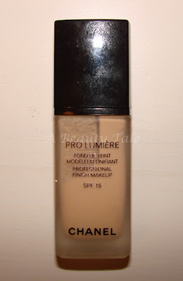 FOND DE TEN - Chanel Pro Lumiere
