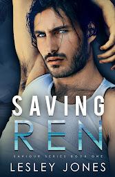 Saving Ren by Lesley Jones cover