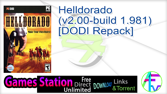 Helldorado (v2.00-build 1.981) – [DODI Repack]