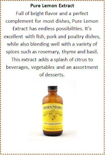 neilsen massey lemon extract banner