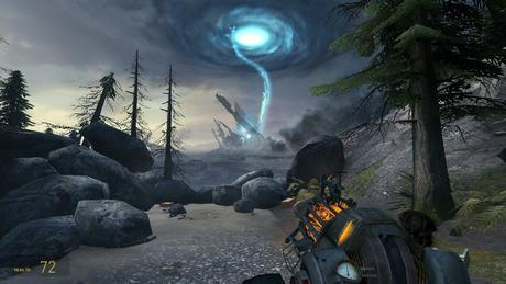 Half Life 2 - Episode Two GamePlay Screenshot