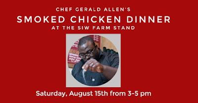 Chef Gerald Allen Photo
