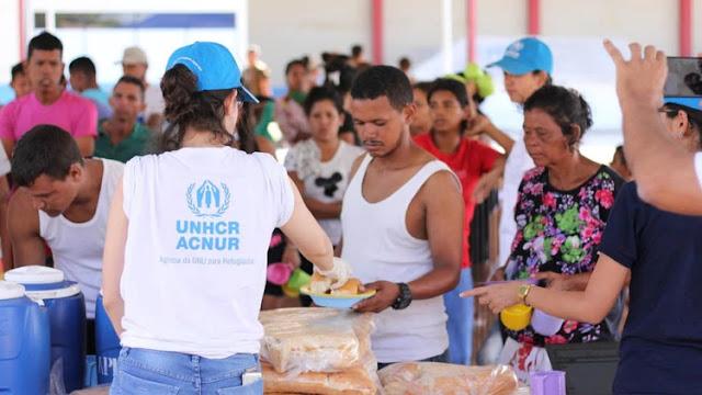 El jefe de ACNUR viajará a Chile y Brasil para evaluar la situación de los refugiados venezolanos