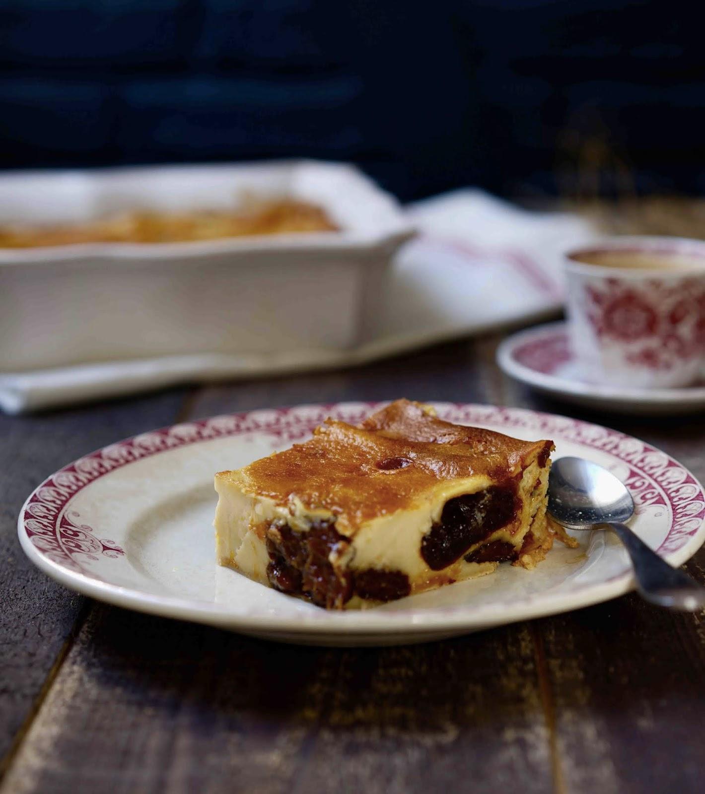 cuisine bretonne , far aux pruneaux , dessert simple , recette familaille