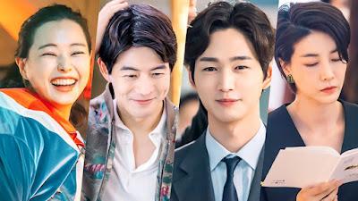 Drama Korea One The Woman Di Saluran ONE