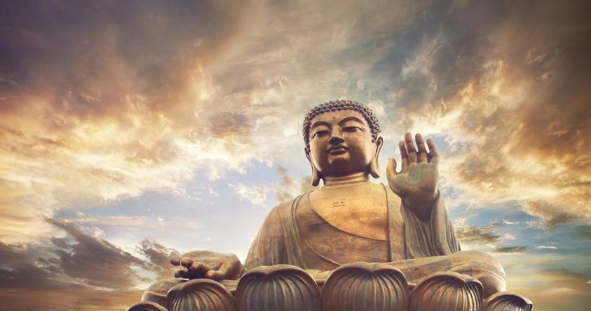 Arqueólogos chinos creen que los fragmentos del hueso parietal de un cráneo encontrado bajo un templo budista en Nankín, podrían pertenecer a Buda.