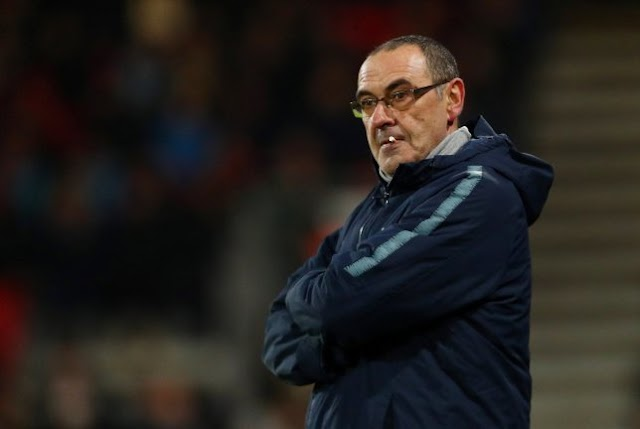 Sarri reveals his expectations from Chelsea, Malmo clash