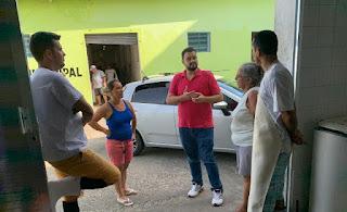Prefeito de Cananéia visita mercado municipal e recepciona reivindicações dos pescadores artesanais