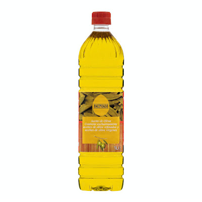 Aceite de oliva suave Hacendado
