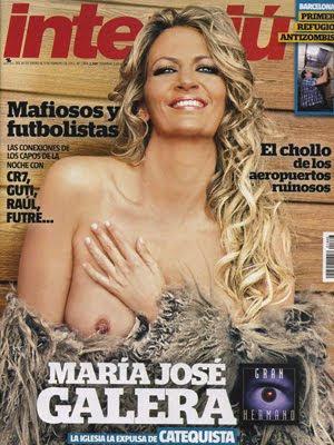 La Edición El Poder Del Dinero Mª José Galera Gh1 Se Desnuda