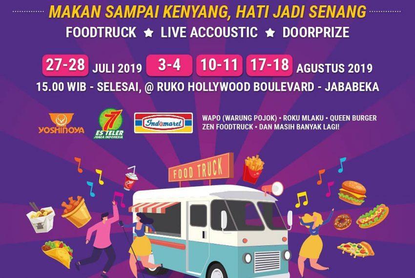 Jababeka Food Truck Festival 2019