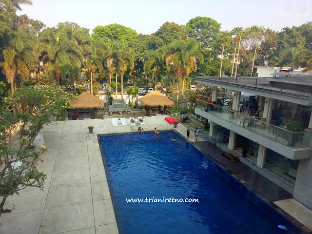Staycation di Sheo Resort and Hotel Bandung