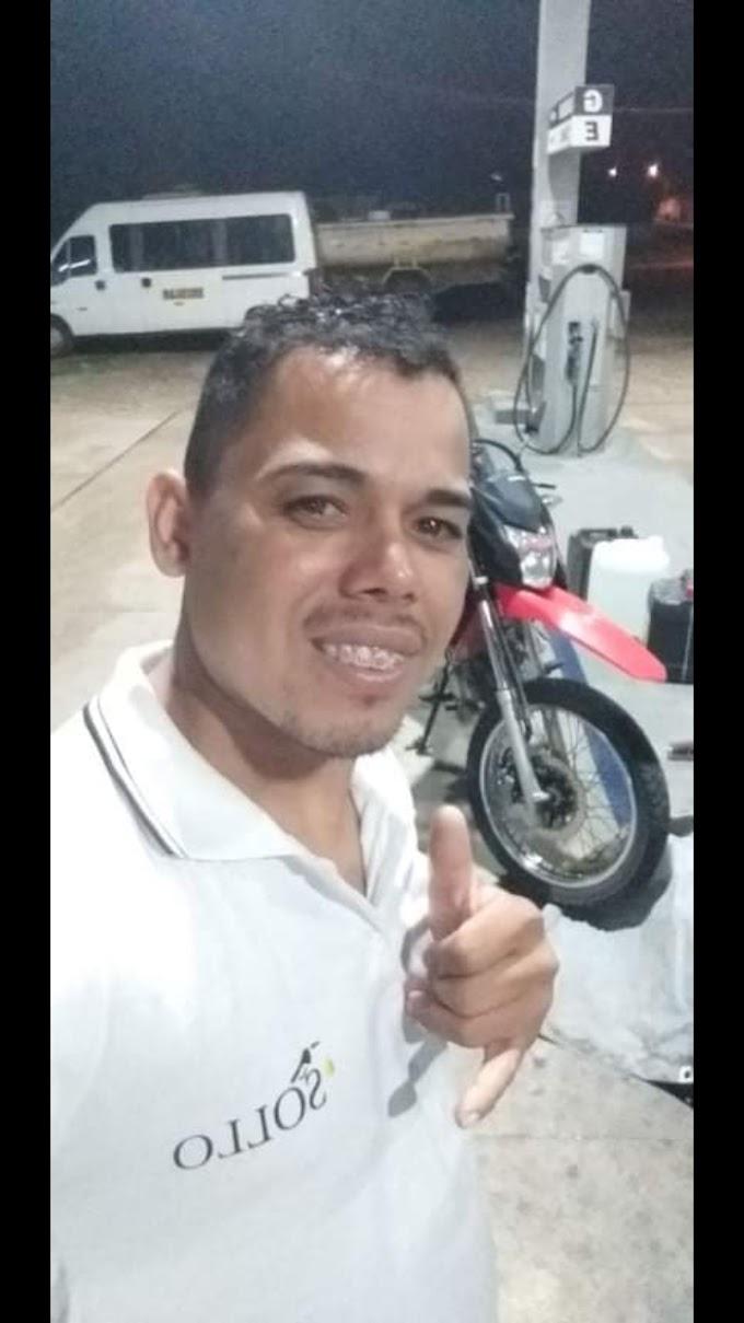 CRATEÚS: MORREU NESTA TARDE JOVEM QUE FOI BALEADO NO POSTO SOLLO SÁBADO PASSADO