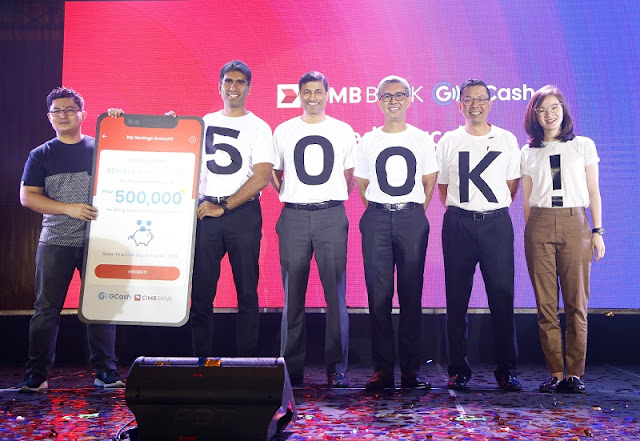 CIMB Bank Announces 500,000th Customer