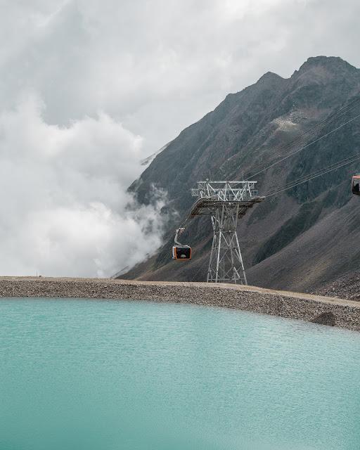 Stubaital - Vom Eisjoch zur Dresdner Hütte Gletscherpfad und Gletscherweg  Wanderung-Stubaital  Wandern-Tirol 10